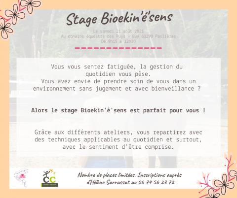 Stage de développement personnel et de bien-être à Paslières , vers Clermont-Ferrand